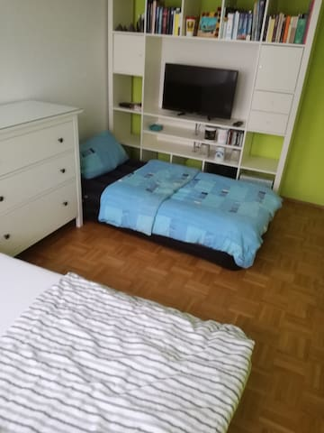 Additional bed is possible