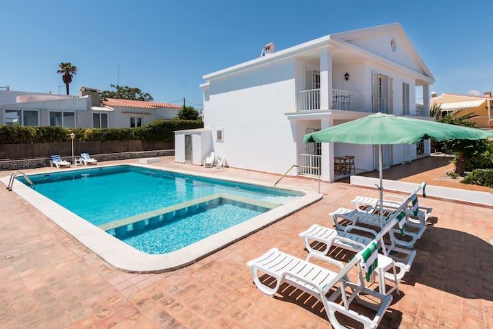 Menorca Bahia Mahon  poolside  b-a - Son Vilar - Apartament