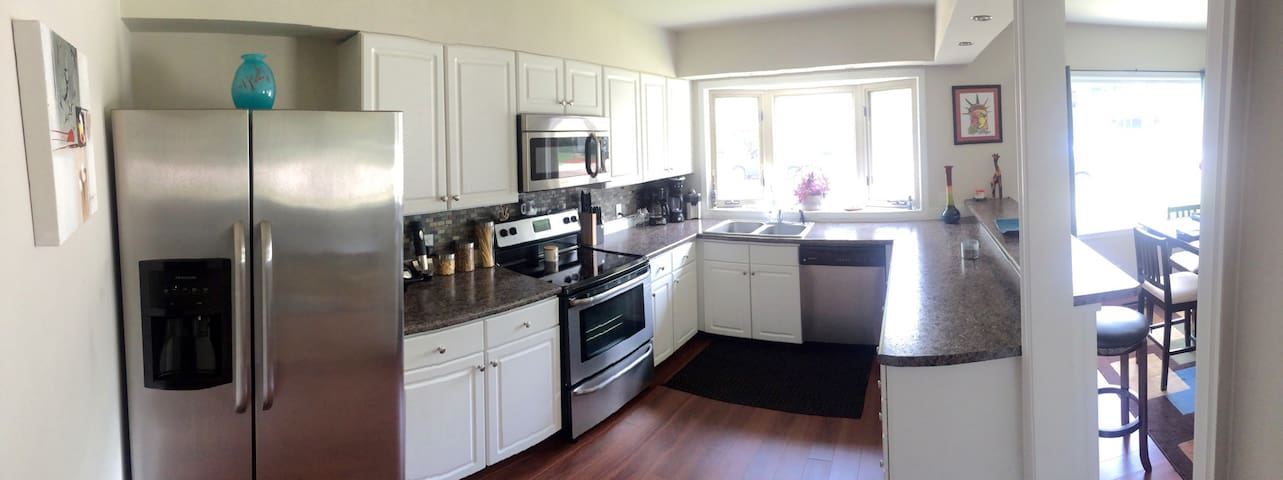 Modern, fully remodeled home - Wisconsin Rapids - Casa