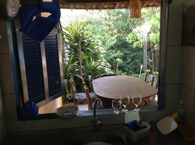 Aconchegante casa na Praia de Pipa RN Brasil - Tibau do Sul - House