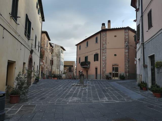 Appartamento in Borgo maremmano