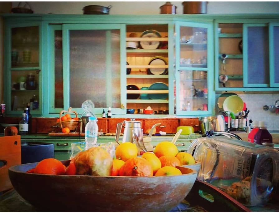 kitchen... pic by Silvia