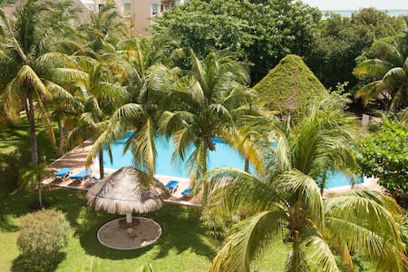Best location in Cancun Hotel Zone! - Cancún - Appartement