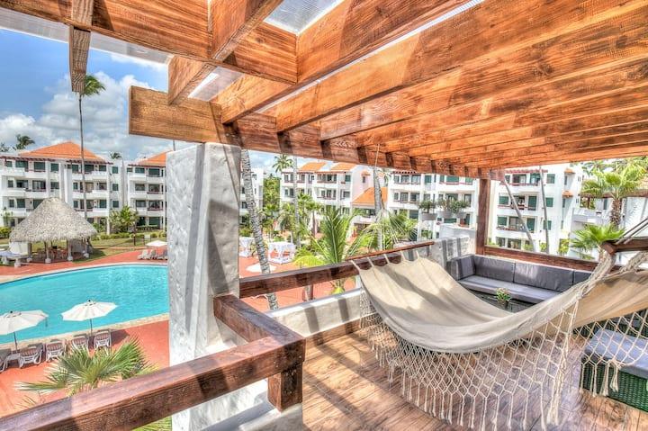 Ultra Cosy 2 Bedroom Beach Apartment - K-302