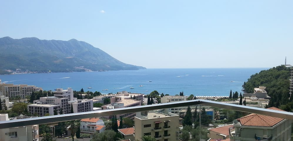 Beautiful sea view apartment - Boreti - Apartmen