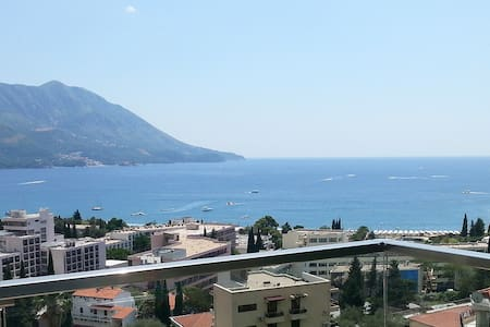 Beautiful sea view apartment - Boreti