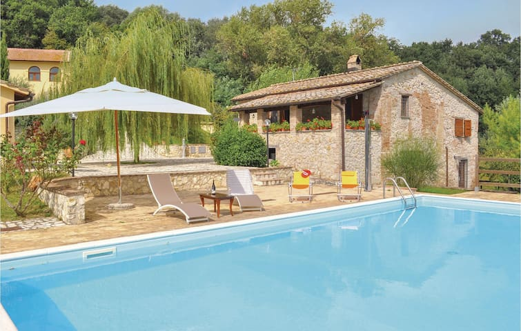 Holiday cottage with 1 bedroom on 50 m² in Narni TR