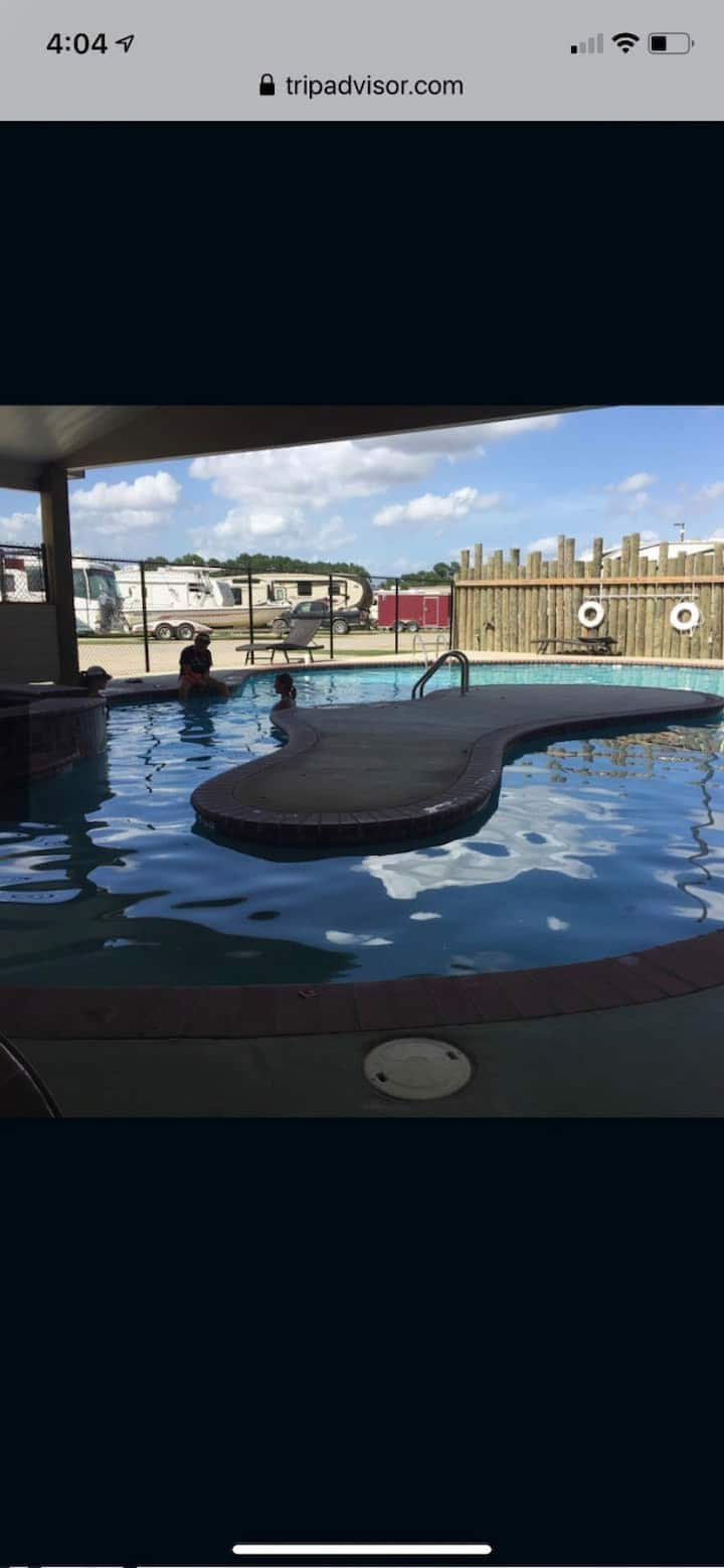 Camper/RV Park near Lake Charles