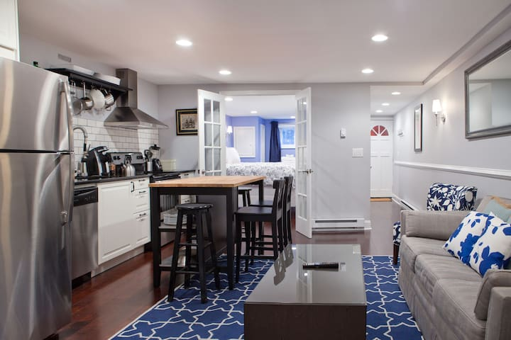 Entire One Bedroom DC Apartment—Close to Metro!