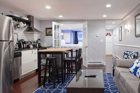 Renovated 1 BR Columbia Heights Garden Apartment