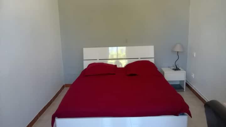 Chambre confortable (M)