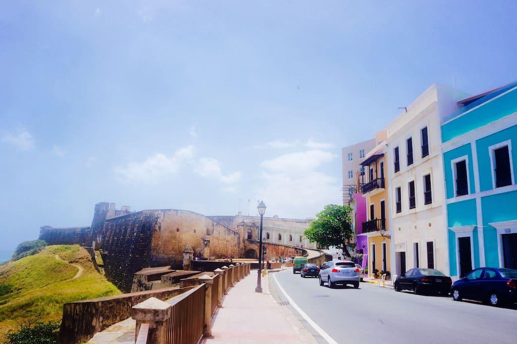 Old San Juan Apartments For Rent