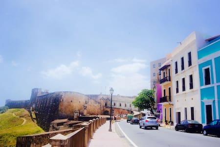 Balcony Apartment In Old San Juan - Apartamento