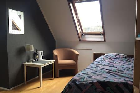 Prive-zolderkamer beschikbaar in Amersfoort - Amersfoort - Huis
