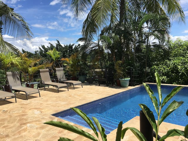 Stunning Ocean view villa with private pool - Quepos - Villa