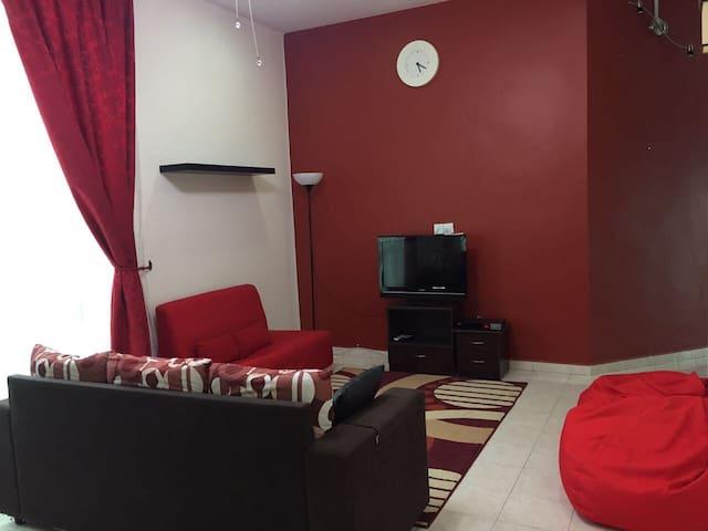 KYRANNA's Inn, Kangar, Perlis - Kangar - Bungalow