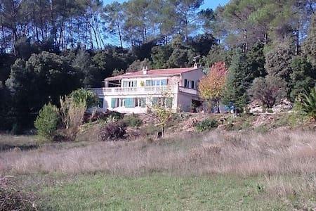 Maison de campagne, coeur du Var - Pignans - อพาร์ทเมนท์