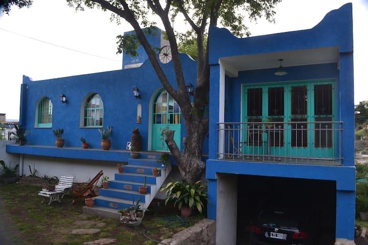 Cabaña Estilo Mexicano Centrica - Villa Carlos Paz - House