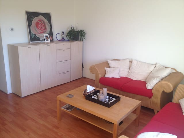 Lovely appartment with lakeview - Almere - Leilighet