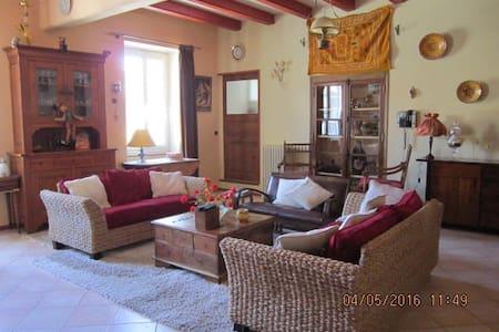 Maison de village avec jardin - Villeneuve