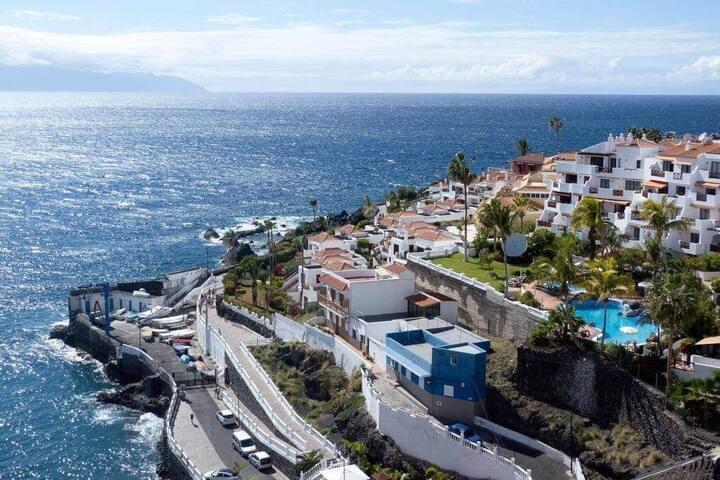 Door to Tenerife Paradise