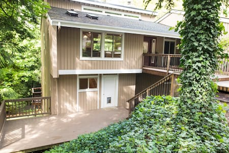 East Side 3 bdrm house w/privacy - Sammamish - Haus