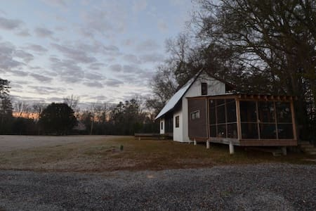 River Cabin on the Bouie River - Hattiesburg