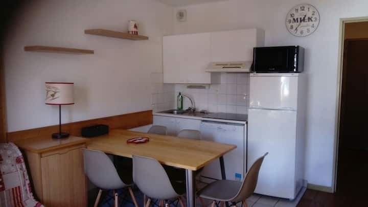 Appartement EDELWEISS, 2 chambres, Centre Station