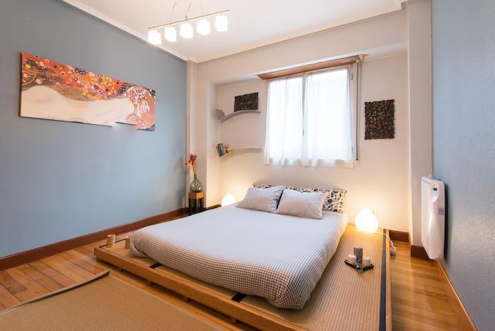 Confortable moderno y funcional. - Bilbao - Apartament