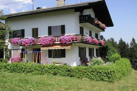 Acogedora casa de vacaciones cerca de la estación de esquí en Angerberg