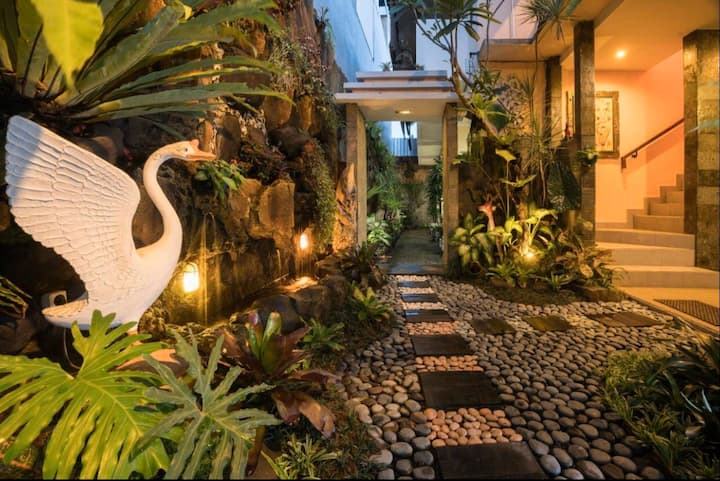 Cozy Room in Denpasar - Monthly rate 55% DISCOUNT