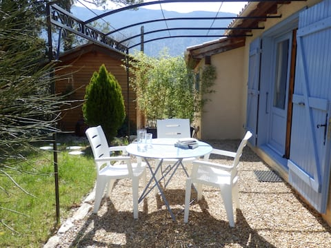 gite surrounded by nature, quiet