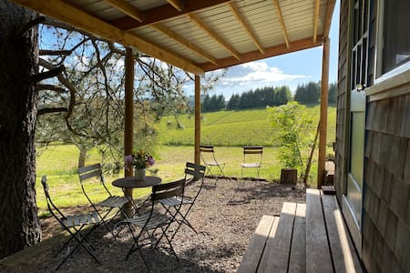 Wine country hideaway ideal for social distancing