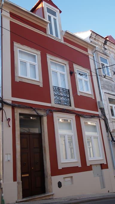 Estúdio em Coimbra