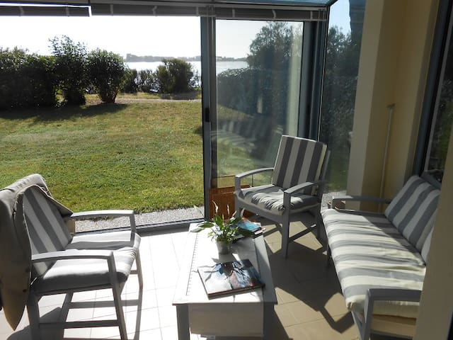 The Apartment in front of the see - Roscoff