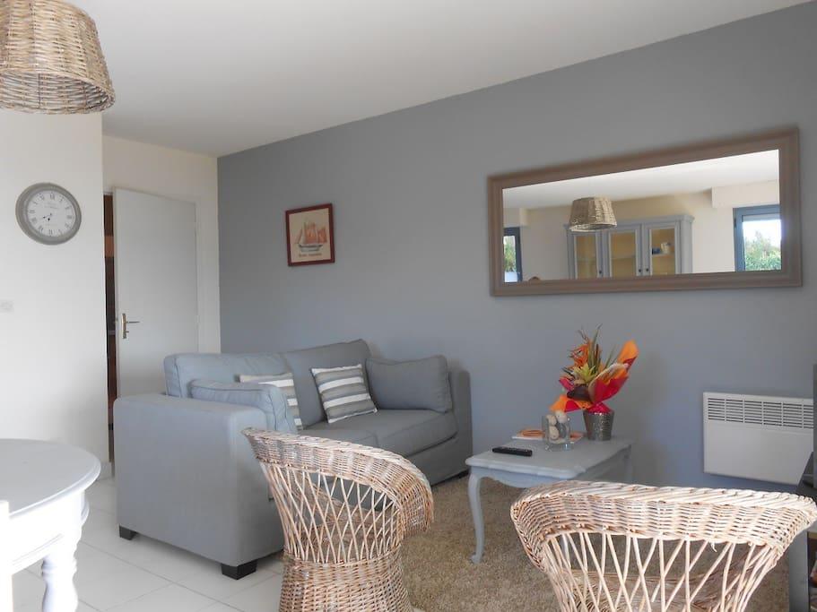 Style, confort et détente pour que votre séjour vous soit le plus agréable