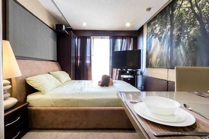 Boutique rooms in Condo Hotel (10) - Makati - Boutique hotel