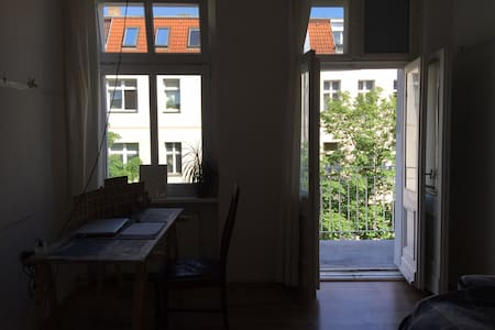 【Close to the station】Free Bike!Japanese Host!日本人! - Berlin - Apartment
