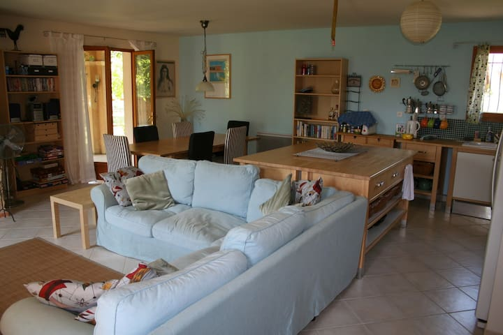 Lovely family home  in Monbazillac. - Monbazillac - Huis