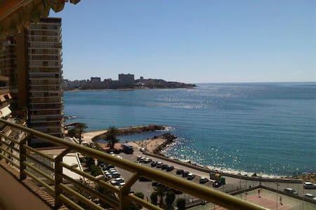 Cozy 2 BD Apartment with terrace - Alicante