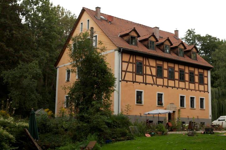 Ferienwohnung Kupferhammer - Lausnitz