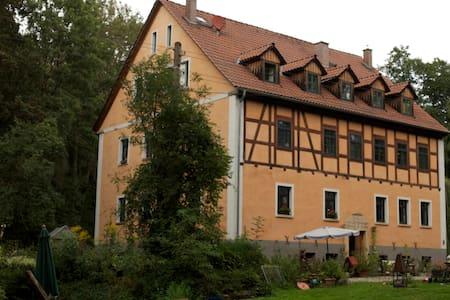 Ferienwohnung Kupferhammer - Lausnitz - Ortak mülk
