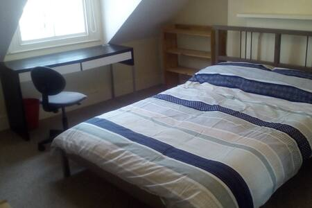 Bright and Spacious City Centre Double Room - Oxford