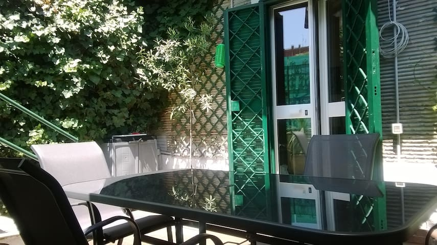 Monteverde Sunny House - Rome - Huis