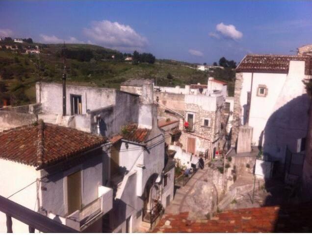 Appartamento in centro storico - Vico del Gargano - Apartment