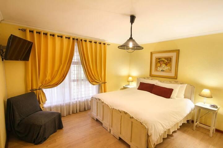 Old Oak Guest House-Standard - single beds