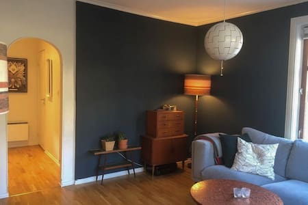 Charming and centrally located apartment in Bergen - Bergen - Appartement