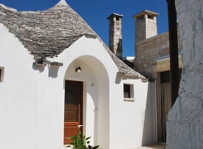 Il trullo del viaggiatore - Alberobello