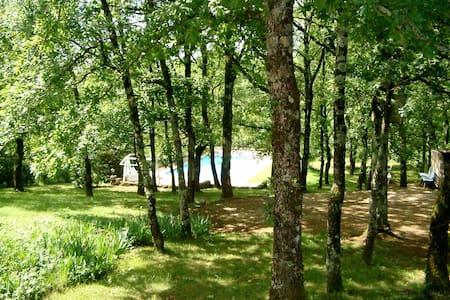 Maison calme piscine a partager - Villefranche-de-Rouergue - House