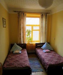 Trans-Sib Hostel - Irkutsk - Bed & Breakfast